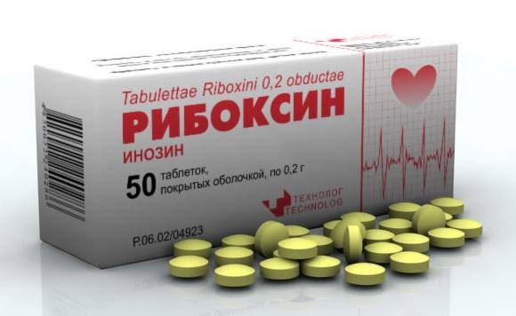 Ribboxin indications