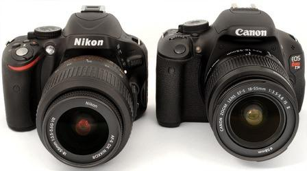 Which is better to buy a semi-professional camera