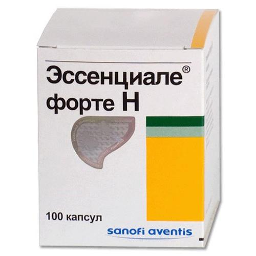 лекарство эссенциале форте