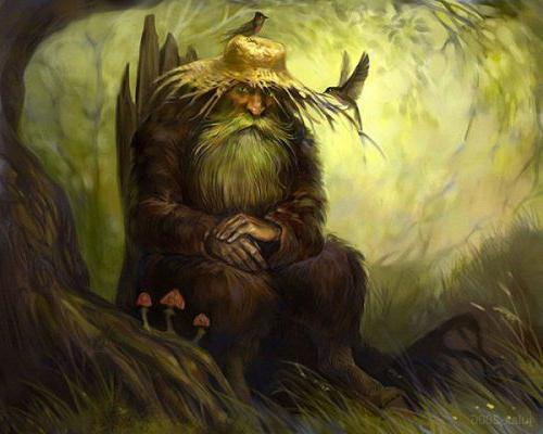 Картинки сказочных существ