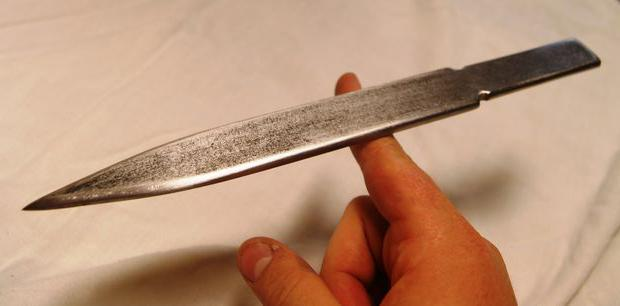 Ножи для метания своими руками сделать