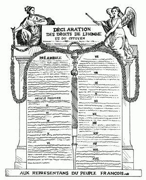 французская буржуазная революция 1789