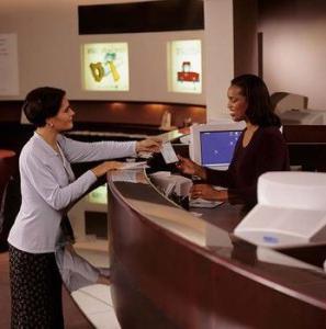 Official duties of a loan officer