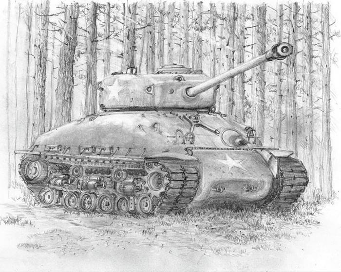 tank sherman reviews