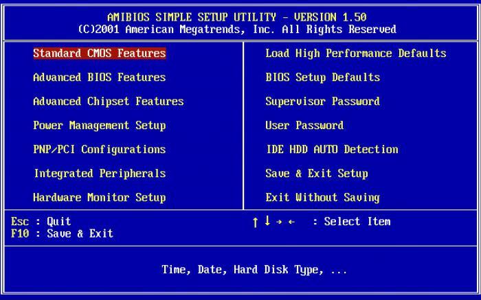 Ibm pc datang dengan tiga versi bios, yang dibedakan dari tanggalnya, yakni sebagai berikut:24 april 1981