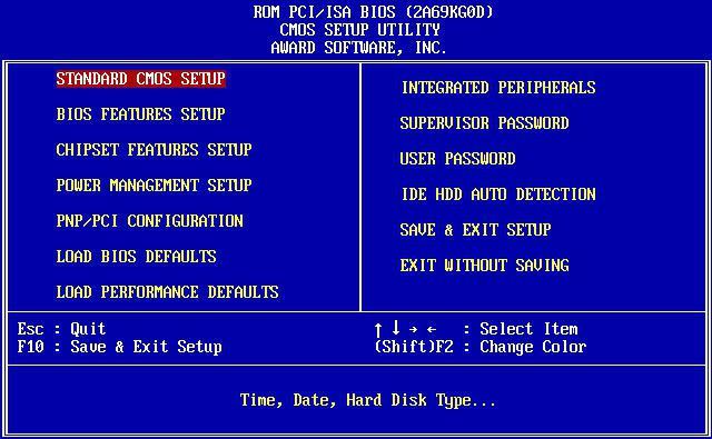 Do sekcji boot i wybieramy boot device priority (screen poni17cej bios boot tried selective boot sata ide idio pcibev