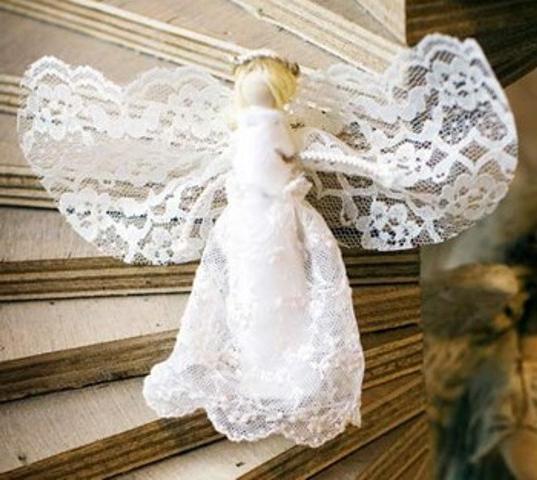 Объёмные ангелочки своими руками фото 347
