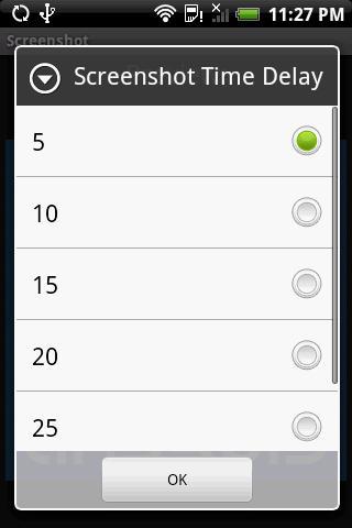 скриншот телефона андроид
