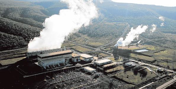 geothermal energy use