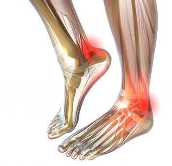 signs of diabetic foot