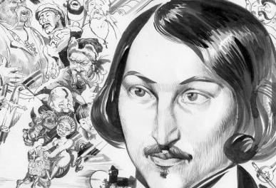 short biography of Gogol
