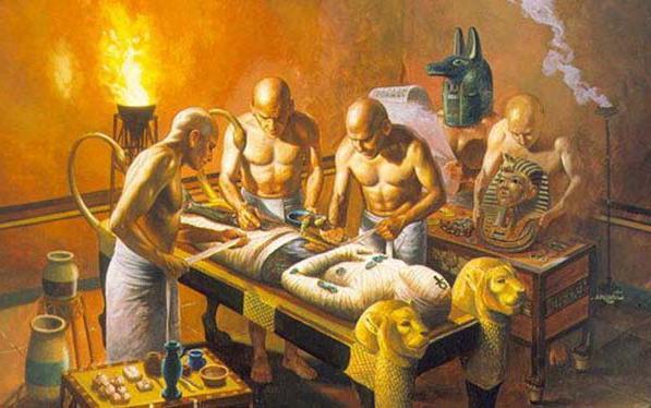 Секс в стародавньому египт