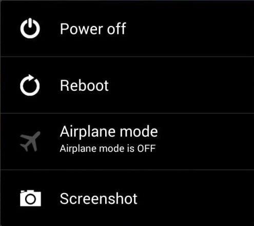 как делать скрин на андроиде