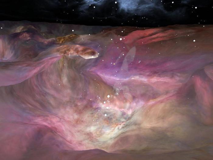 где находится созвездие ориона