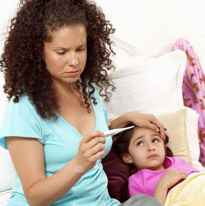 Что делать если у ребенка температура высокая а конечности холодные