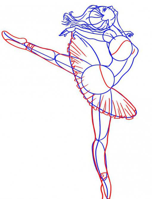 азов, картинки поэтапно карандашом балерин расскажет все, докажет