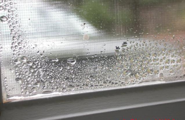 почему плачут окна пластиковые