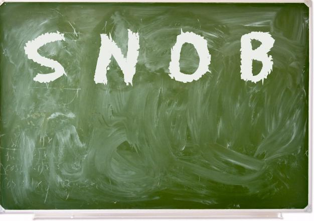snobbery meaning