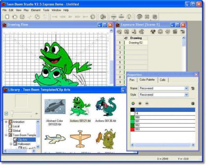 Программу Для Создания 3D Мультика