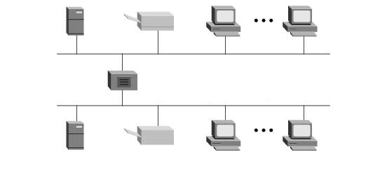 types of local network topology