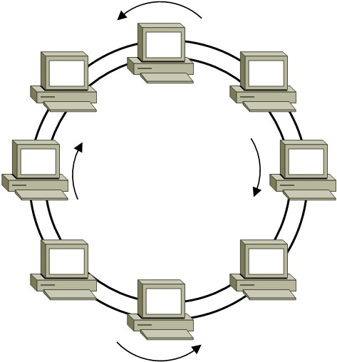 basic local network topologies