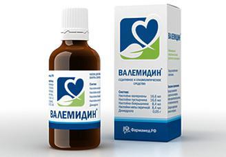 лекарство валемидин инструкция цена