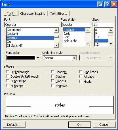 wordpad how to make a landscape sheet