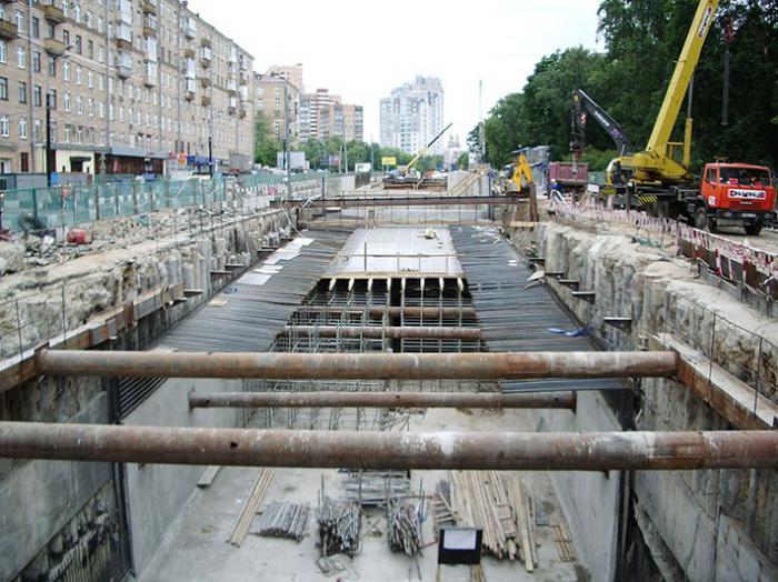алабяно балтийский тоннель