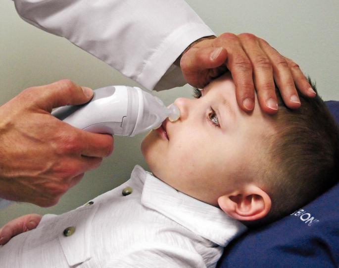Кукушка для носа детям в домашних условиях