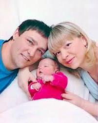 Юра шатунов его жена дети фото
