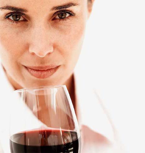 вина красные