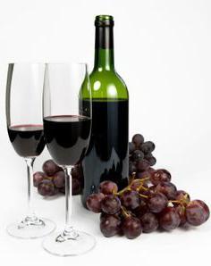 хорошее красное вино