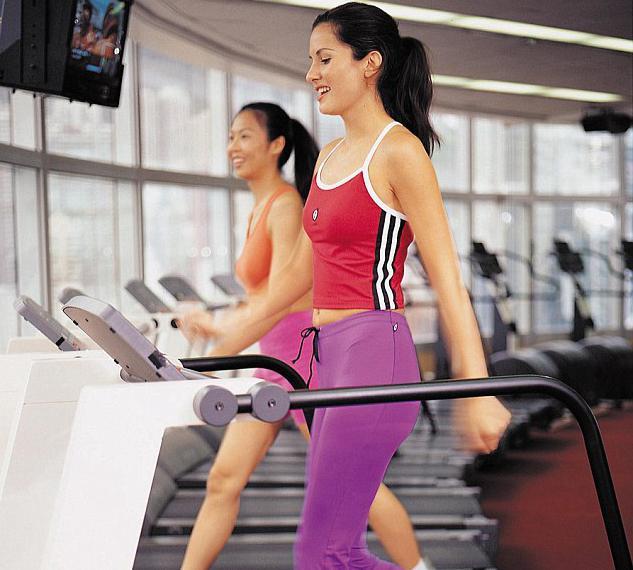 программа похудения в тренажерном зале для девушек