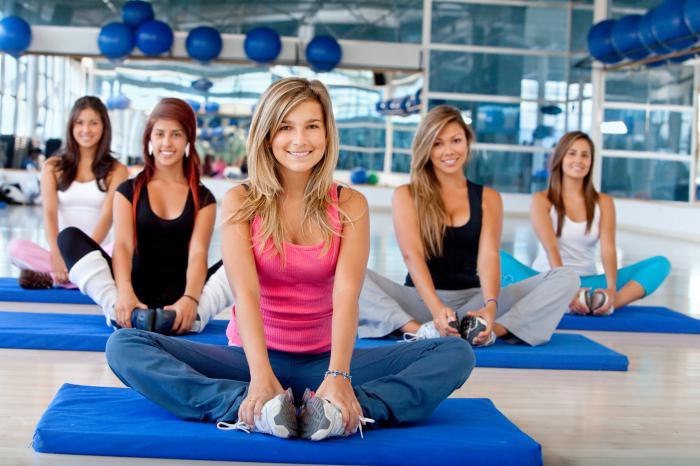 программа тренировки для девушек для похудения