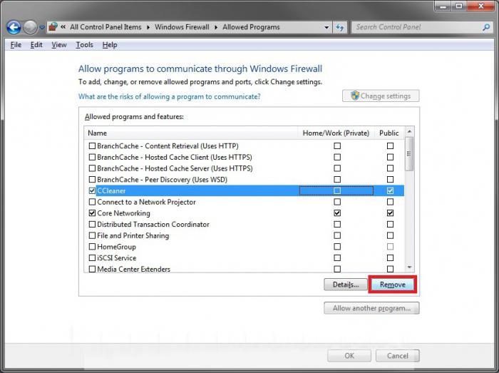Брандмауэр Windows 8. Как отключить брандмауэр Windows 8? :: SYL.ru