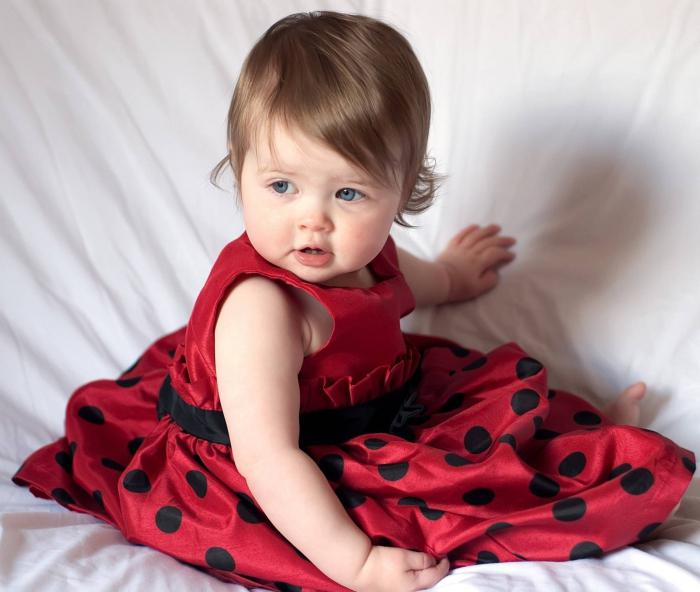 Поздравление дочери с двух летием