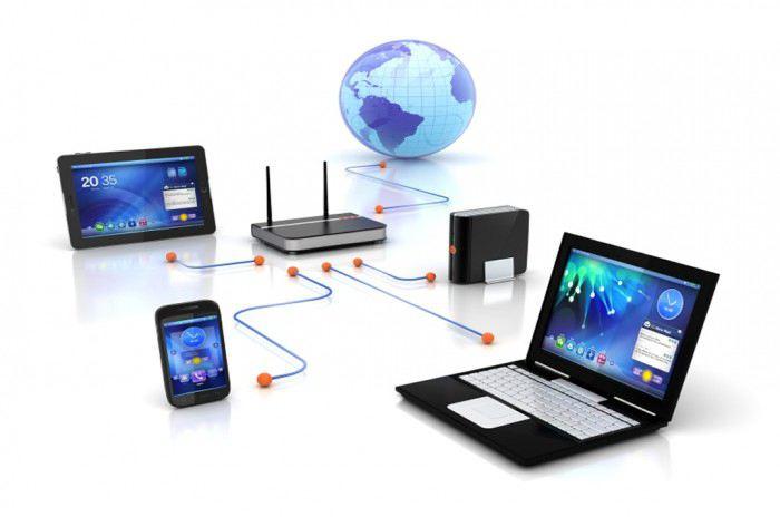 TCP / IP protocol IP addresses
