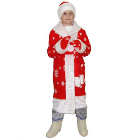 как сшить костюм новогодний