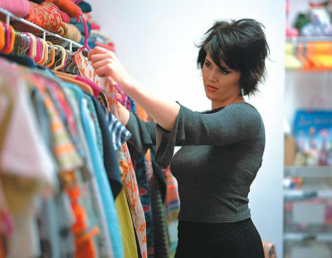 Размер одежды женский