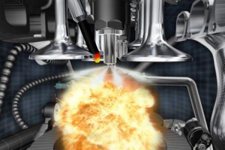 двигатель ваз 2107 инжектор