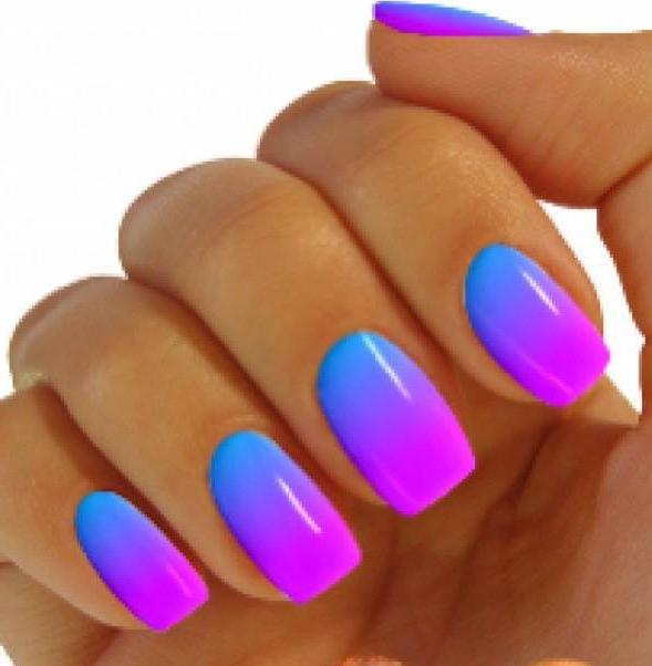 Дизайн ногти нарощенные красивые фото