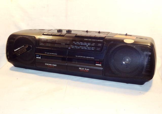 Панасоник кассетный магнитофон