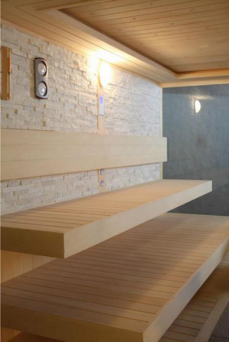 сауна в квартире в ванной