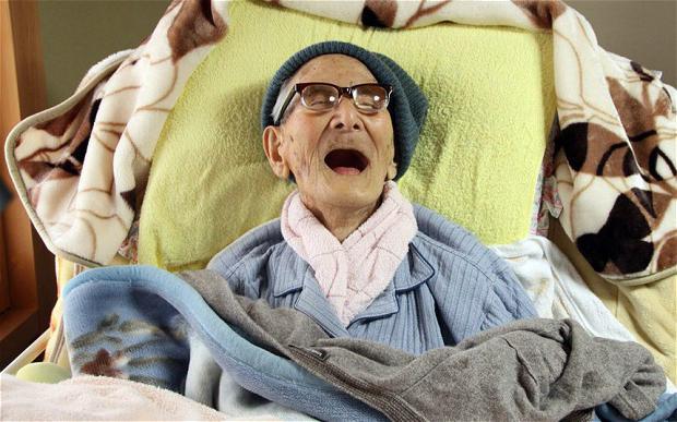 самый старый человек сексе