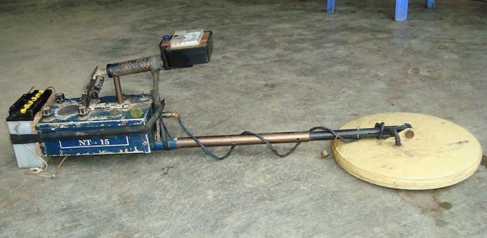 Катушки для металлоискателей своими руками
