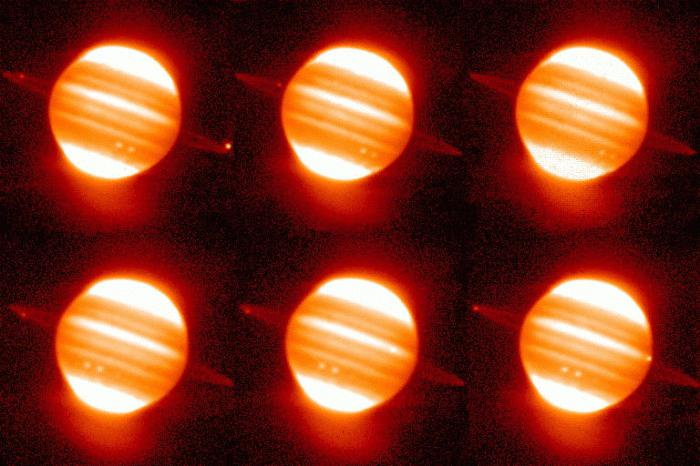 Jupiter is the largest planet