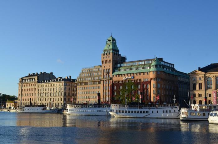 Знакомство со шведкой в стокгольме