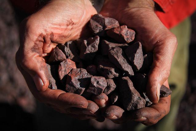 полезные ископаемые Африки таблица