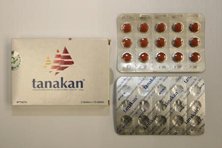 Tanakan Tablets Reviews