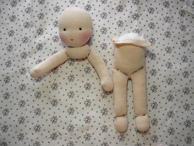 вальдорфская кукла мастер-класс